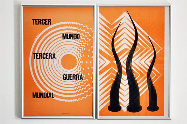 Ernesto Oroza - Tercer Mundo Tercera Guerra Mundial - Prints 2013