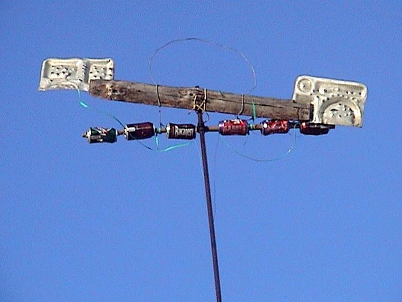 Antena TV. Guanabo, 2004